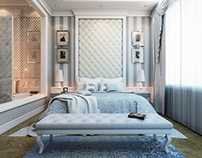 Classic Master Bedroom (Kuwait)