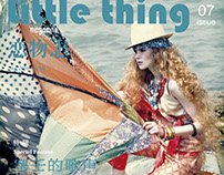 little thing magazine--塞壬的歌声