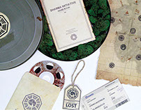 Dharma Initiative  Promotional Package