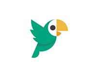 Chatimity logo design
