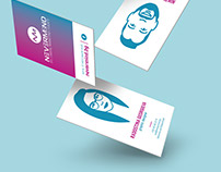 Avatar Business Cards | Nevermind Agency