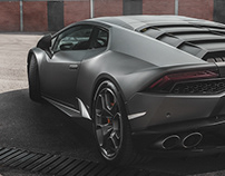 Lamborghini Huracan Photography