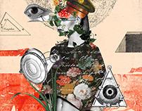 Collage Artwork 205-207