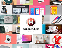 300 Free High Quality Mockup PSD Resources