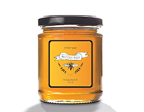 Handmade honey