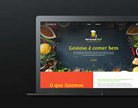 Personal Chef - Digital design