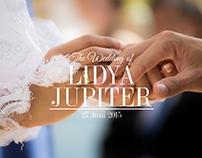 Lidya & Jupiter Wedding