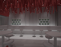 Bar restaurant concept