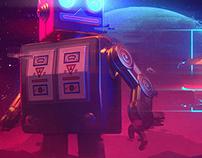 OMEGA ROBOT