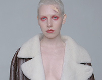 Editorial for FGUK Magazine ''From Russia with hurt''