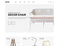 Eposi – eCommerce Bootstrap 4 Template