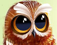 Owl (hoot!)