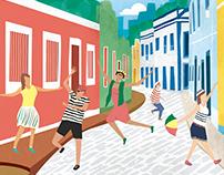 Ilustração | Olinda