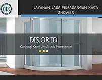 Jasa Pemasangan Kaca Shower