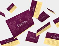 Cartão de Agradecimento - Camacho Perfumes
