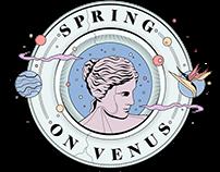 SPRING ON VENUS
