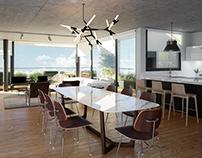 360° Interior Apartment. Watch in 4K (full resolution).