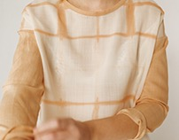 Naturally Dyed Blouse