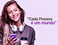 CADA PESSOA É UM MUNDO | UM ESTUDO DE UX/UI - NUBANK