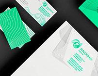 Anodin Media Online Marketing Agency Branding