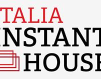 Italia Instant House - Logo