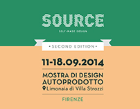 SOURCE self-made design 2014