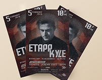 Shadow Inc. - ETAPP KYLE event flyer