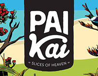 Pai Kai - Brand Identity, Illustration and Packaging