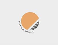 Bainesface Ceramics Branding
