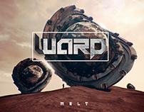SUBDIVISION AUDIO Album Artwork and logo: WARP