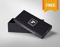 2 Free Gift Box Mockups