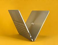 ZenBook UX360 Photography - ASUS