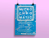 Microchromatic Promotional Materials