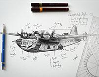 SH-8 Seaplane Concept