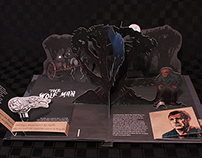 The Wolf Man: A Pop-Up Book
