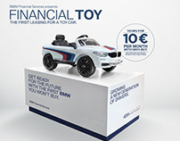 FINANCIAL TOY