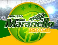 Vem Pro Posto Maranello - Campanha da Copa 2018