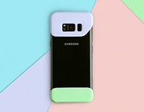 SAMSUNG - Galaxy S8 Accessories [WE ARE SOCIAL]