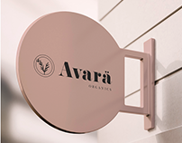 AVARÄ — Brand Stationery Set