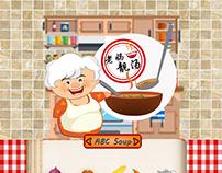 Year2 Sem 1 Web design - Soup Recipes