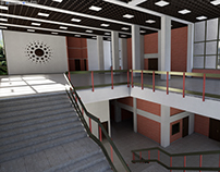 Faculty of Electronic Engineering in Virtual Reality