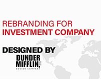 Investment Company Rebranding