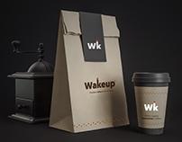 WakeUp - Branding