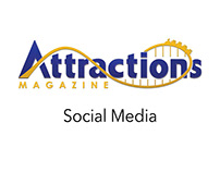 Attractions Magazine - Social Media