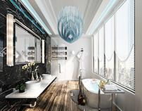 Proyecto Baño Hotel Av. Alvear