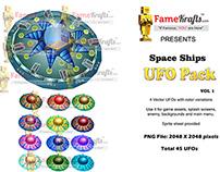 UFO Pack 1