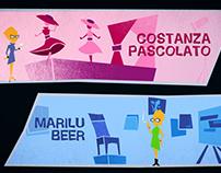 COSTANZA & MARILU - MAIN TITLE