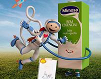 Mimosa Milk