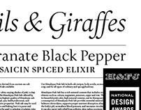 Typography (H&FJ)