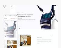 Quality of Life medicine website